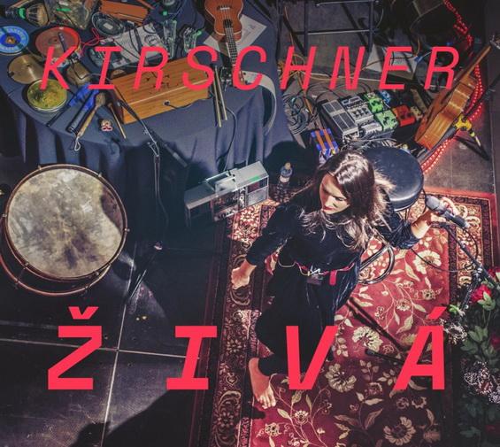 CD - JANA KIRSCHNER - Živá